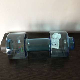 HPB Dumbbell Water Bottle