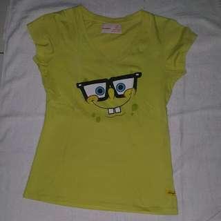 Dakki spongebob blouse