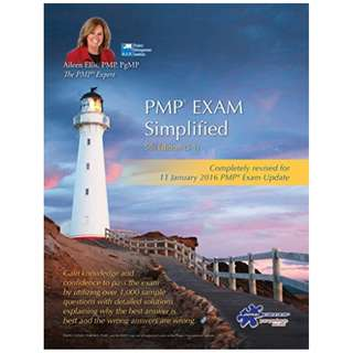 PMP® Exam Simplified: Updated for 2016 Exam (PMP® Exam Prep Series Book 4) BY Aileen Ellis