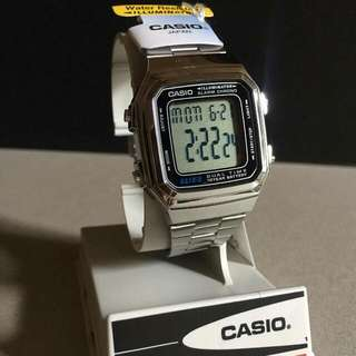 💕AUTHENTIC CASIO WATCH UNISEX💕
