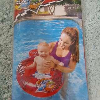 Ban renang baby