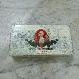Holland Schimmelpenninck Cigarettes Tin Vintage