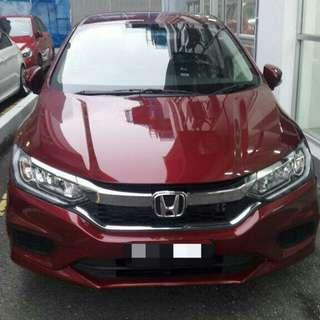 Honda City 1.5L (S)