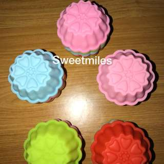Muffin silicon mold