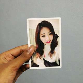 WTS OFFICIAL TWICE TWICECOASTER LANE 2 TZUYU PC
