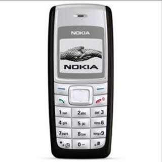 Nokia 1110 garansi 1 bulan