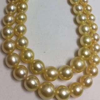 南洋金珠項鍊