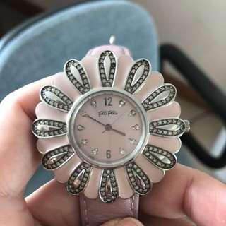 Folli Follie crystal watch