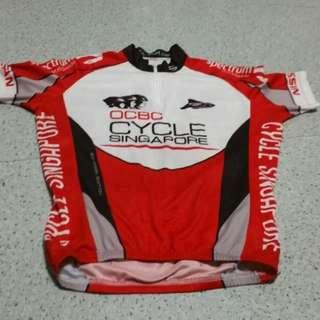 OCBC Cycle Singapore Cycling Jersey 2011