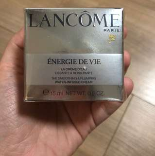 Lancôme water infused cream