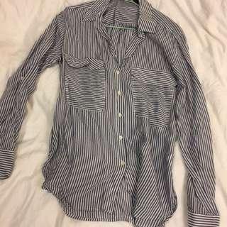 男朋友 寬鬆 長襯衫