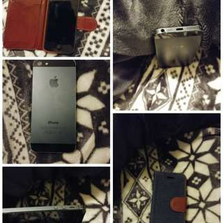 Iphone 5 barely used