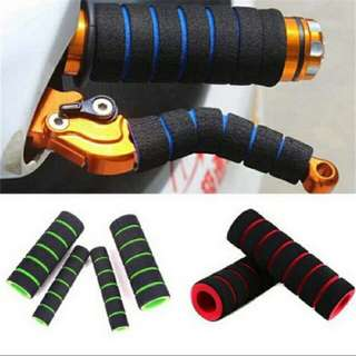 Handlebar grip and clutch brake cover for motorcycle bike bycicle motorbike