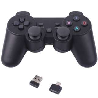 Wireless Game Controller For PC/Smart TV/Android/PS3