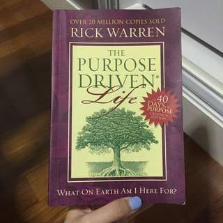 Rick Warren - The Purpose Driven Life