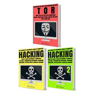 Hacking & Tor: The Complete Beginners Guide To Hacking, Tor, & Accessing The Deep Web & Dark Web (How to Hack, Penetration Testing, Computer Hacking, Cracking, ... Deep Web, Dark Web, Deep Net, Dark Net) BY Jack Jones