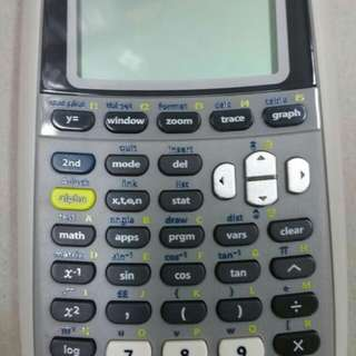 very gd condition ti 84 pocket se graphic calculator with 3 months warranty