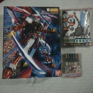 MG Gundam Astray Red Frame Kai