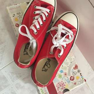Shoes (Red) 過年必備紅鞋