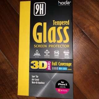 HODA 3D iPhone X screen protector