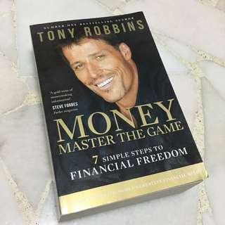Money : Master The Game Tony Robbins