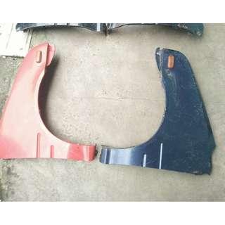 JDM MIra J L200s Fender