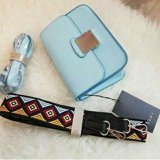 Zara Double Strap Tribal Original
