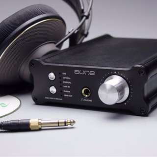Aune 24bit/192K X1 DAC Headphone Amp & Preamp & USB DAC WM8805 PCM1793 USB Coxia
