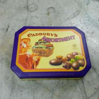 Cadbury's Tin 1