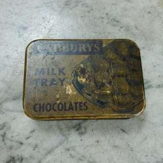 England Cadbury's Tin Vintage