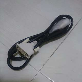 High quality DVI cable 1m
