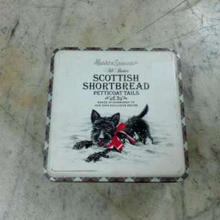 Marks & Spencer Tin 1