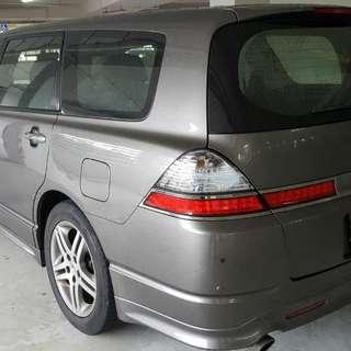 Honda Odyssey Rb2