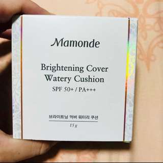 Mamonde watery cover cushion