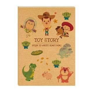 Disney Toy Story 16K Notebook