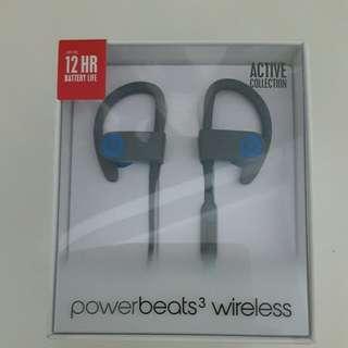 Powerbeats 3 Wireless / Gray Blue