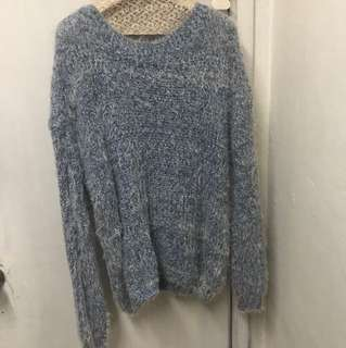 90% new knitted top 毛衣