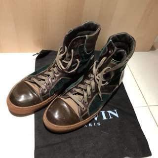 (不議價)Lanvin High top sneakers size 8(43)