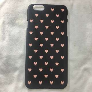 SWEETHEART CASE IN BLACK