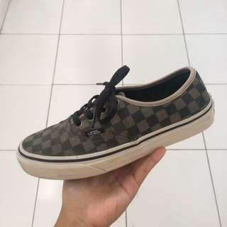 Vans checkerboard original
