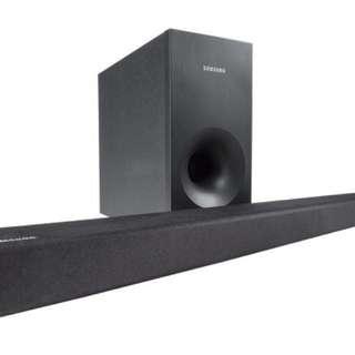 Samsung Soundbar HW-K360 brand new Sealed