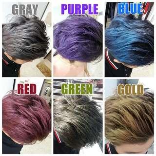Colour Hair Wax