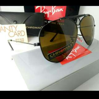 Rayban Outdoormans B&L USA