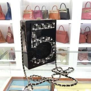 Chanel 鑲鑽no.5 積木盒✨✨✨絕版美包