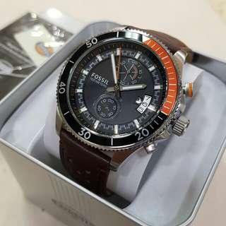Jam tangan pria fossil bm