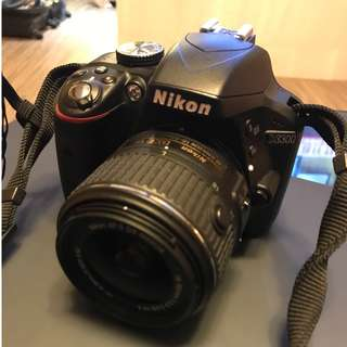 Nikon D3300 Sale