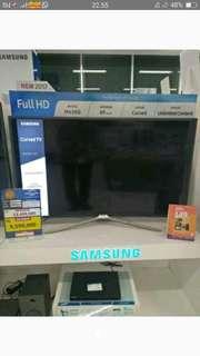 Samsung Smart Tv Layar Curved 49.n Bisa Dikredit Proses Cepat