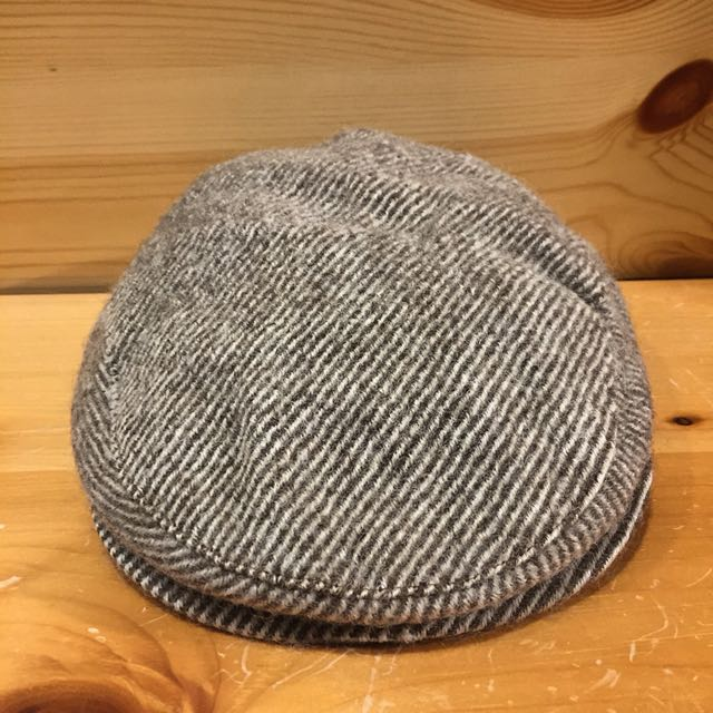 🌴70s淺棕色燈芯絨狩獵帽 美國古董老帽 男女皆可Vintage 歐美古著