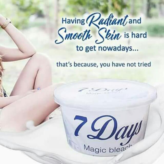7 Days Magic  Bleach