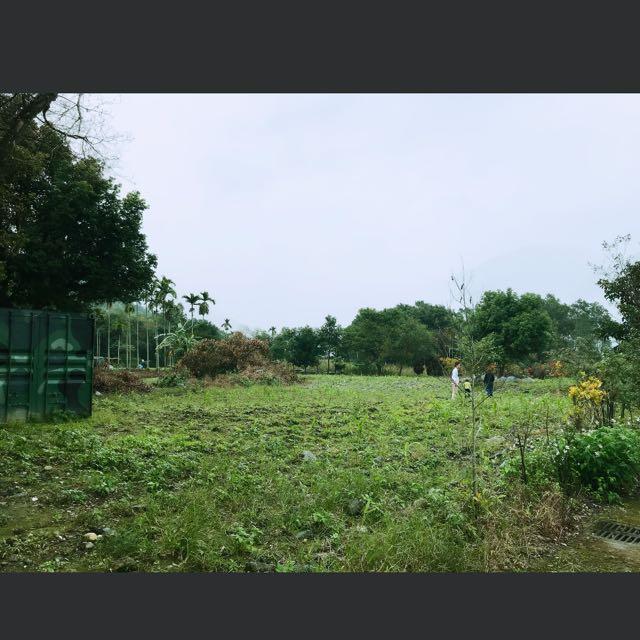 花蓮原保農地出售,依山傍水的好地方。